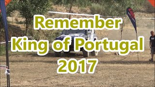 Remember King of Portugal 2017