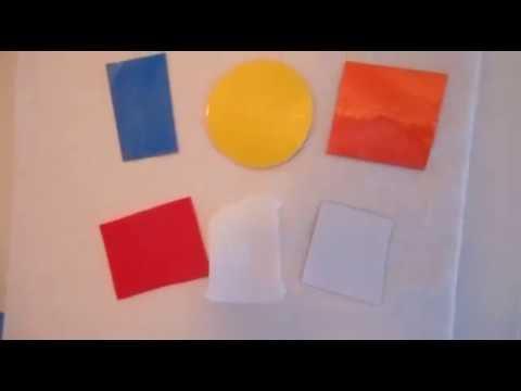 Развивающие игры своими руками. Как сделать фланелеграф