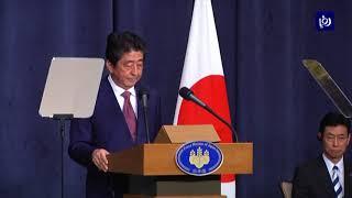 رئيس الوزارء هاني الملقي يستقبل نظيره الياباني للحديث عن تعزيز العلاقات بين البلدين - (1-5-2018)