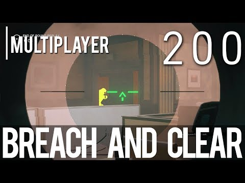 [200] Breach and Clear (Let's Play Tom Clancy's Rainbow Six: Siege PC w/ GaLm)