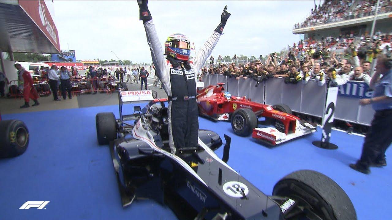 Download Maldonado's Sublime Victory   2012 Spanish Grand Prix