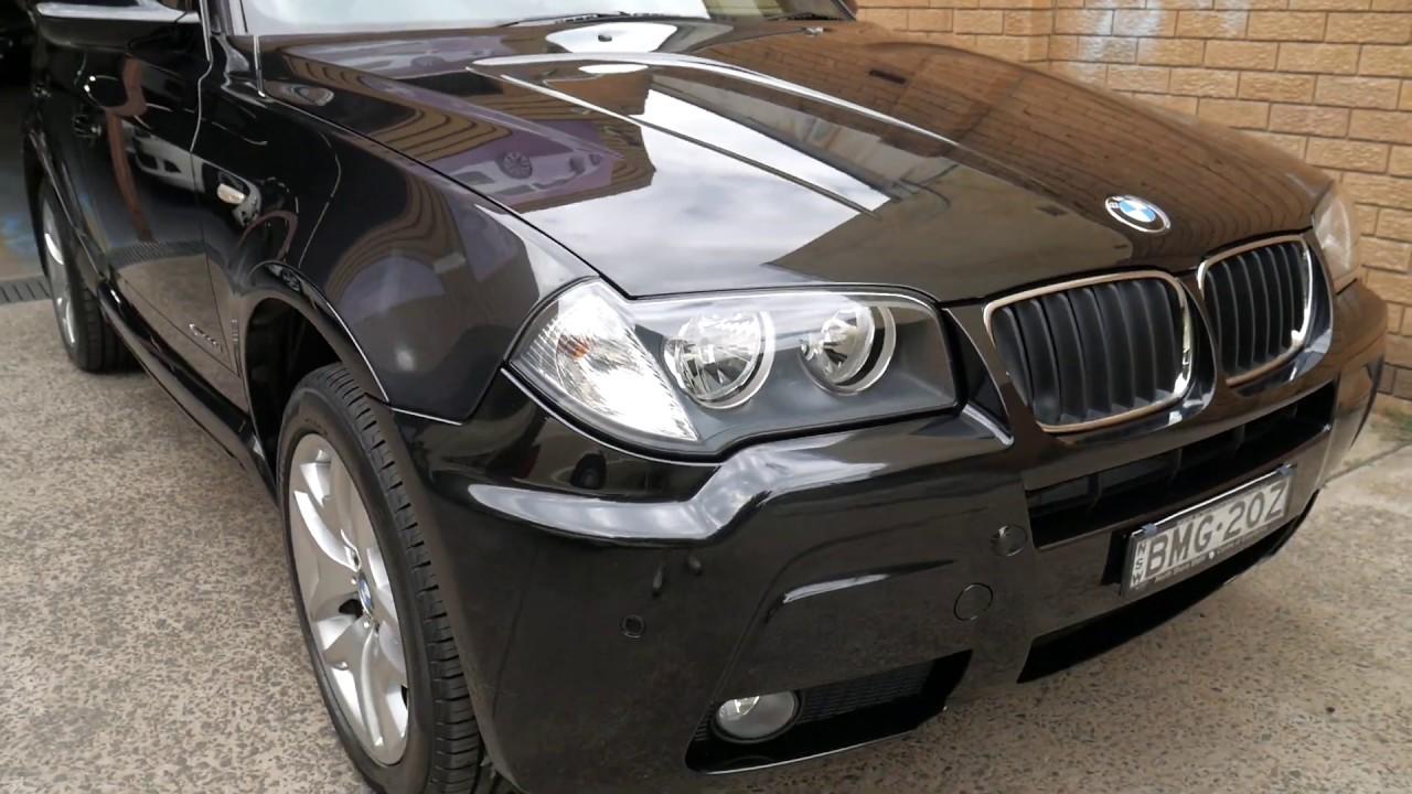 BMW X3 E83 - 2010 - YouTube