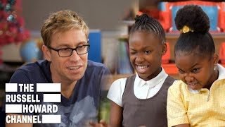 Kids Explain Outer Space | Playground Politics | The Russell Howard Hour
