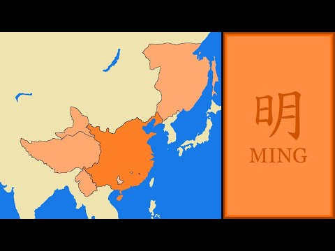 History of Ming Dynasty (China) : Every Year (Not Western Version)