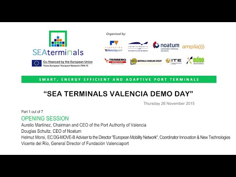 SEA TERMINALS Demo Day 1/7 (Valencia)