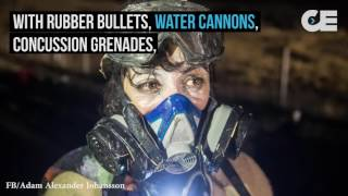 Standing Rock: Police Use Extreme Force on Protectors