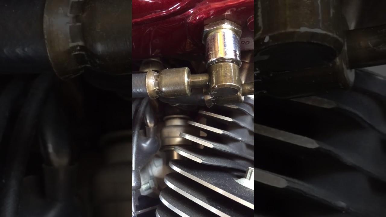 Road King Fuel Leak
