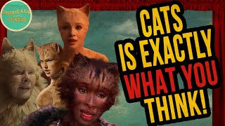 Cats (2019) is LITERAL Insanity! (feat. Musical Hell & Emily Clark)
