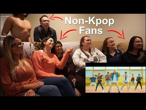 BTS - DNA Non Kpop Fan Reaction