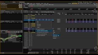 Thinkorswim Options day trading setup fast and simple