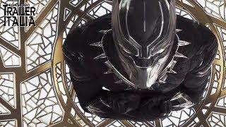 Black Panther | Primo Trailer Italiano del Cinecomic Marvel