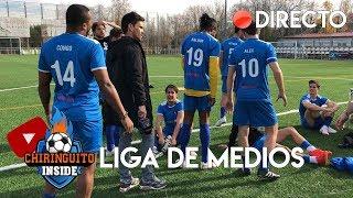 El Chiringuito 9-3 MARCA.com | LIGA DE MEDIOS