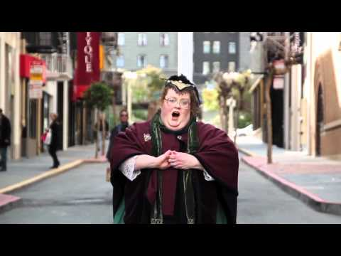 Street Opera / Vissi d'arte (San Francisco)
