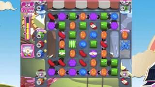 Candy Crush Saga Level 1051  WEIRD LEVEL