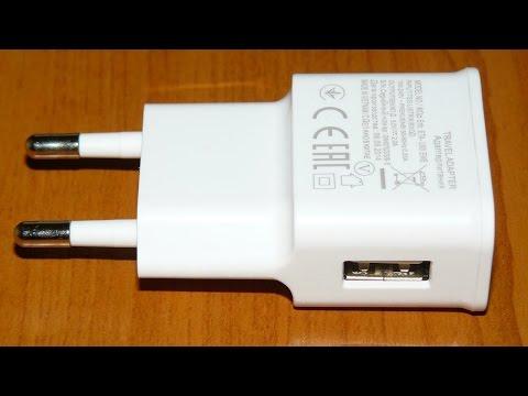 USB зарядка для телефона 2А, подделка