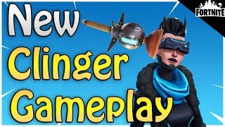 FORTNITE - New Clinger Gameplay! (Patch 3.6 Details, Patch Notes)