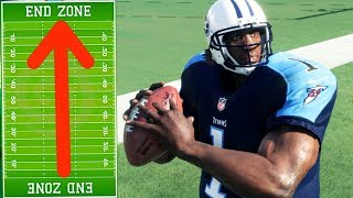 Is It Possible Too Throw A Football 100 Yards? Madden NFL 18 Challenge 2017 Video