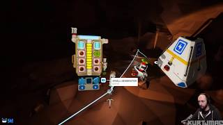 ASTRONEER 1.0 Gameplay - E05 - Deep into the Caves