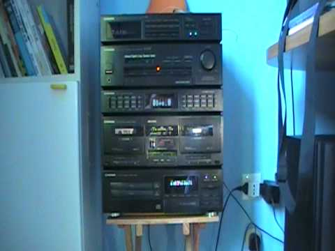 Early 90 S Pioneer Stereo
