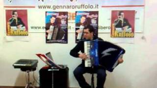 Historia de un Amor- Beguine-bolero by Gennaro Ruffolo Accordion Accordeon Acordeon