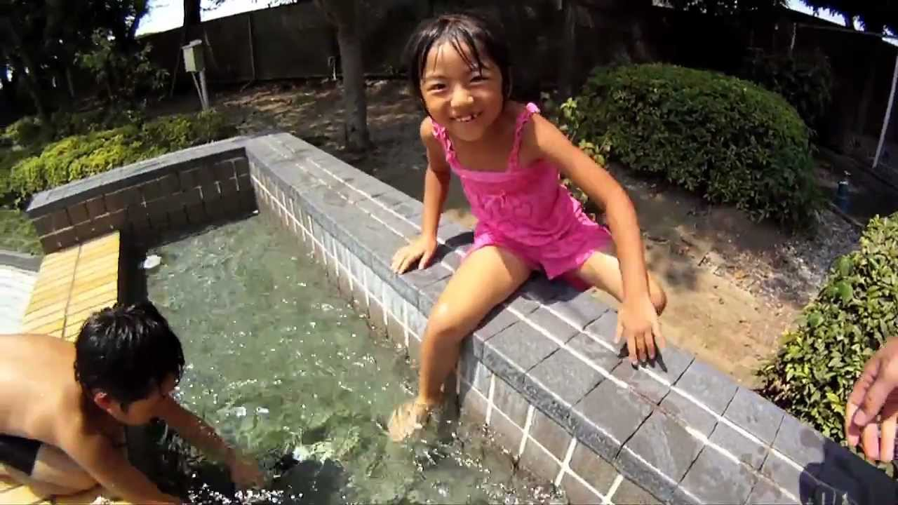 JS 水遊び 盗撮