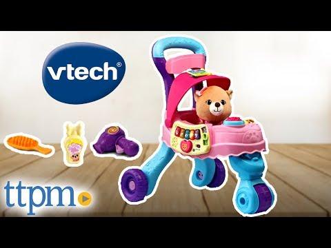 Cutie Paws Puppy Stroller from VTech