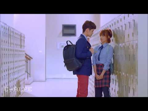 Kiss scence princess hours thailand