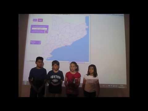 Tutorial de les comarques de Catalunya