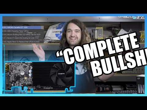 "HW News - NVidia's Naming Bullsh** & ""New"" AMD GPUs"