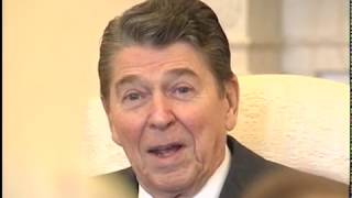 President Reagan's Interview with Print Reporters on January 18, 1989