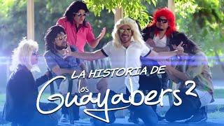 LA HISTORIA DE LOS GUAYABERS 2 CON CRISS Y LUISITO REY