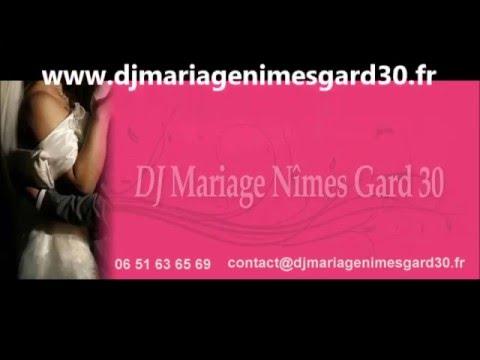 DJ mariage Nîmes Gard