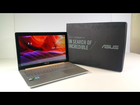 ASUS ZENBOOK PRO UX501 RST DRIVER FOR WINDOWS