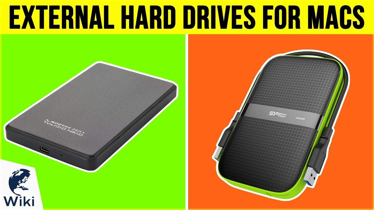 Best Portable Hard Drive 2019 10 Best External Hard Drives For Macs 2019   YouTube