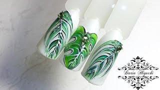 видео Маникюр с пальмами на ногтях: дизайн с тропическим рисунком