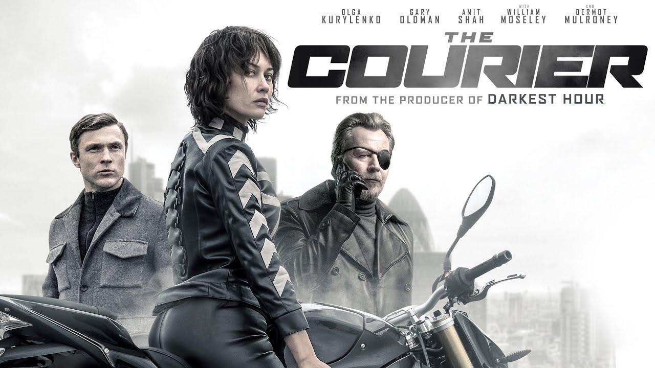 THE COURIER | UK Trailer | Starring Olga Kurylenko and Gary Oldman