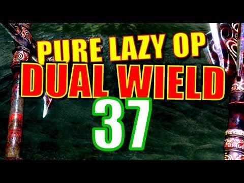 Skyrim Pure Lazy OP Dual Wield Walkthrough Part 37: Combat Potions thumbnail