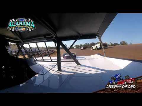 #1N Jordy Nipper - Crate - 9-22-19 East Alabama Motor Speedway - In-Car Camera