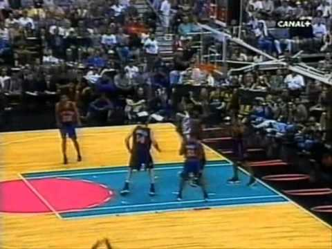 Duncan & Robinson - NBA Finals 1999 - Game 1