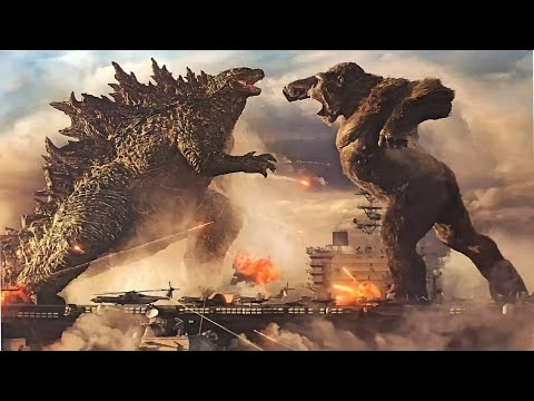Godzilla vs Kong (2021) Movie Explained Hindi Urdu | Godzilla vs Kong Sci-fi/Action Film in हिन्दी