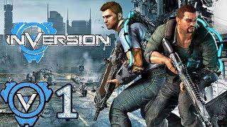 Inversion (PC) walkthrough part 1
