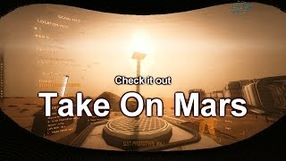 Check It Out | Take On Mars | manned mission