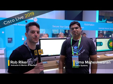 Inside Cisco Live 2019 - Cisco Software-Defined Access