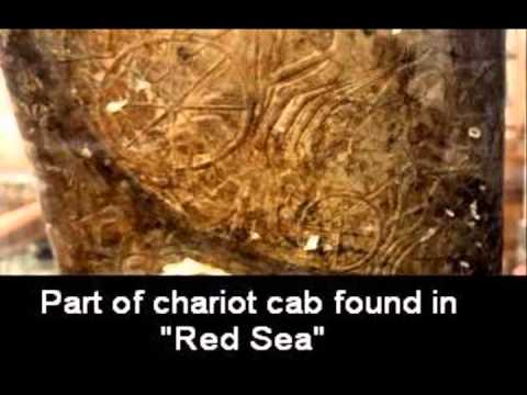 Just Thoughts  Pharaoh's Chariots and The Real Red Sea of the Exodus.wmv