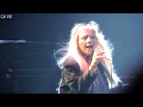 Missing Persons Words / Walking In L.A. Live at Microsoft Theater 2016 Downtown Julie Brown Intro