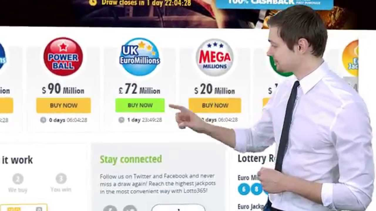 how to get lottery tickets online
