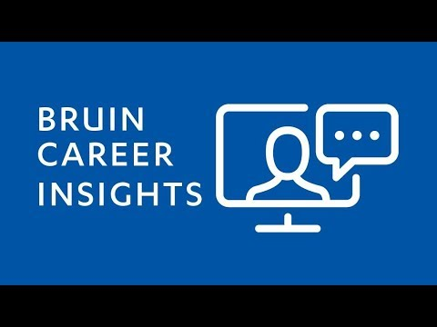 Bruin Career Insights - Partnership UCLA