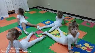 Первые шаги второй год обучения 3-4 года.