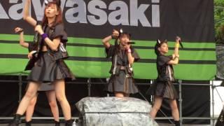 SYACHI FES 2017 愛知・大高緑地公園 Kawasaki STAGE 2017/6/25 12:35~...
