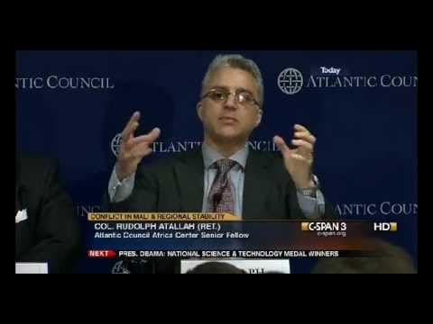 C-SPAN | Africa Experts Discuss Security Situation in Mali